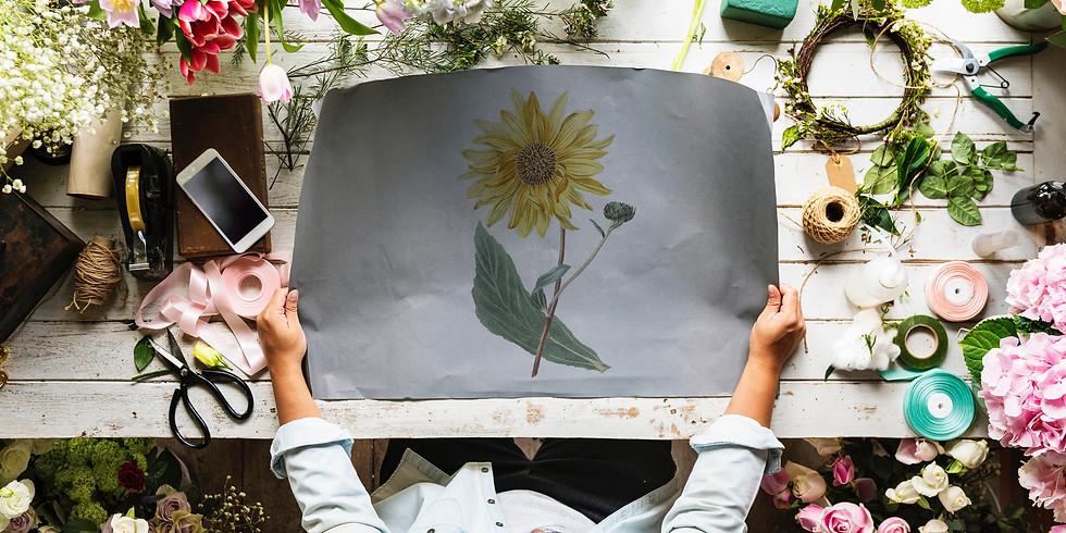 The Starter Kit: Floral Basics (Online)