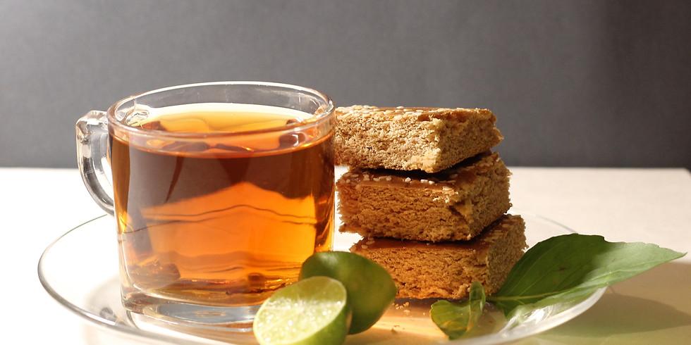 Mardi 10 mars : thé gourmand à l'espace Chevreul. Lancement fil rouge Moyen Age.