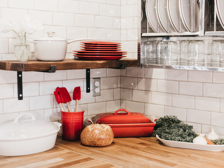Maximize Your Kitchen Space [9 Tried and True Ways]
