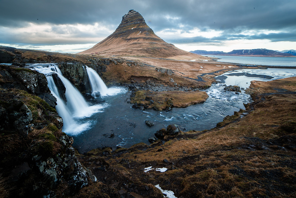 With its breathtaking landscapes, Iceland is #5 on this year's list!