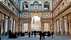 Um passeio pela Galleria degli Uffizi