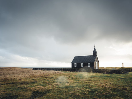 This Time at Home Is Not a Free Pass on Being the Church