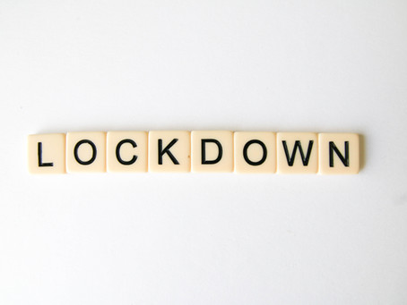Top 5 Hints to help you in Lockdown