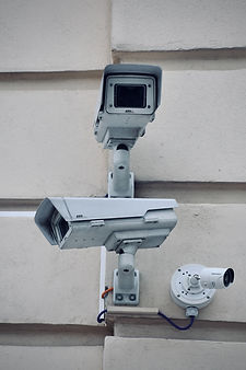 CCTV, Access Control, Smart Security - Image by Arno Senoner