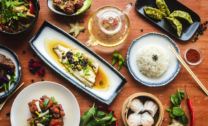 Angebote asiatische Lebensmittel