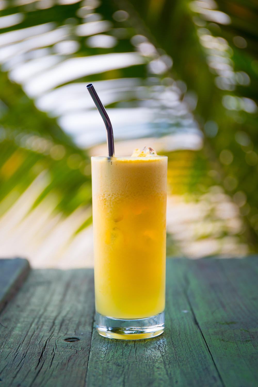Highball glass gay cocktail