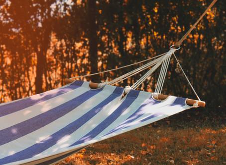 Musings from my hammock by Ann Hatton