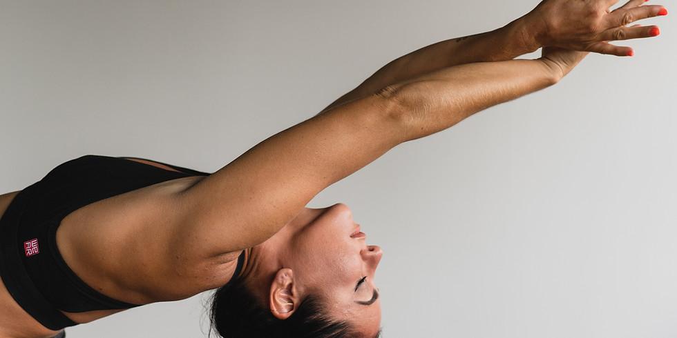 Teen Yoga Flow with Sonnya Nieves RYT
