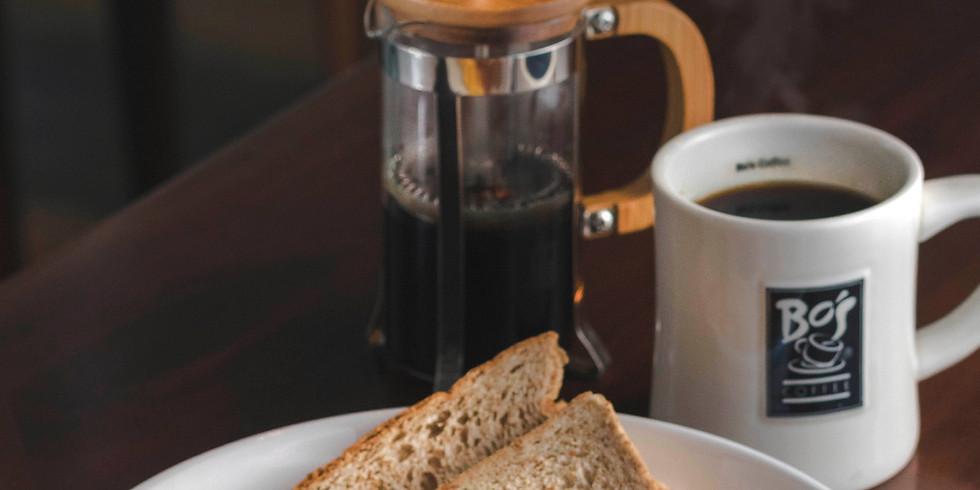 Men's Breakfast 9am