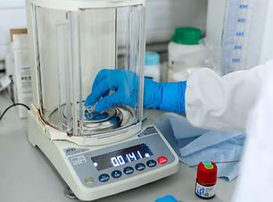 Chemical Analysis and Identification