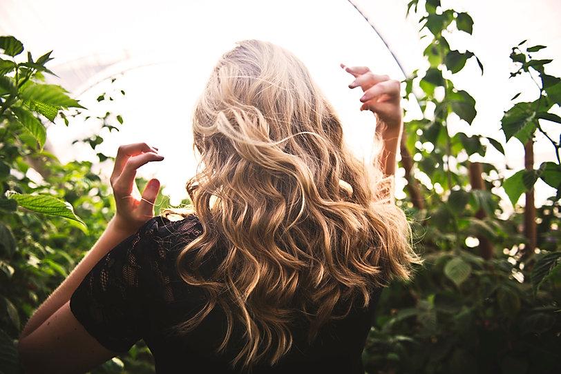 Hair, Wavy Hair