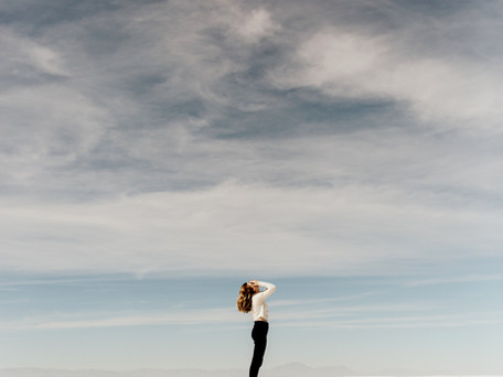 Oppositional Grace: If You Want To Grow, Find Your Balance