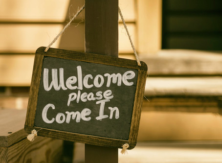 Welcome Aboard - why client onboarding is so important