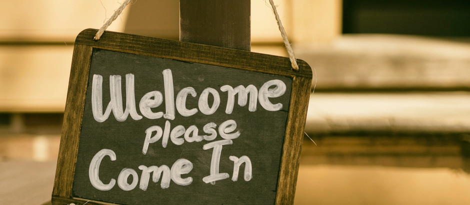 Cultivating Hospitality - A Warm Welcome