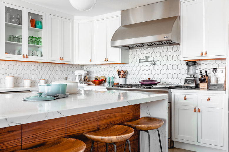 Crestview Floors White kitchen tile