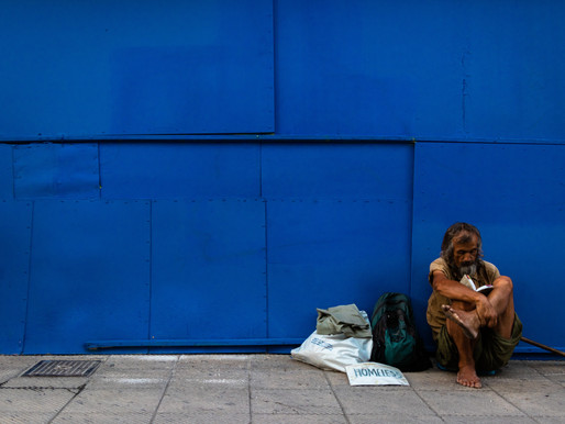 Government must combat homelessness