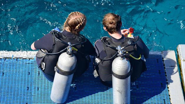 Learn to Dive PADI