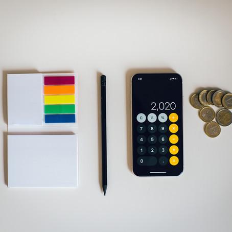 La regla 50/30/20 para finanzas personales