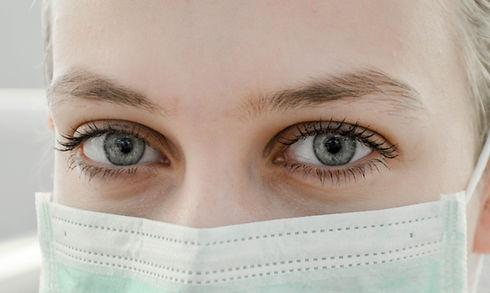 Zaščitna higienska maska