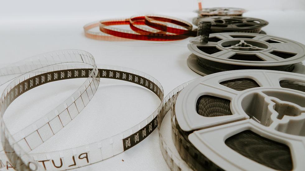 Movie Film Transfer