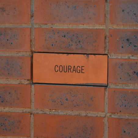 Inspiration Corner: Finding the Courage to Follow Your Dreams