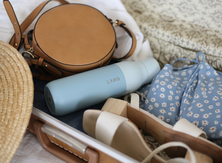 The subtle art of packing lightly