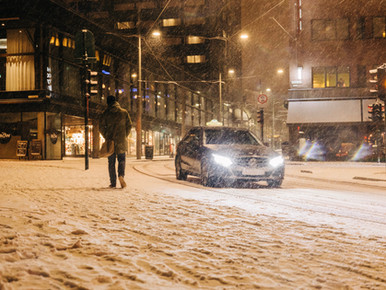 Winter Driving Tips & Tricks