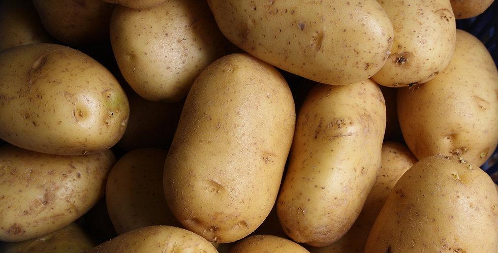 Organic Russet Potatoes 3lbs bag