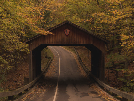 How the Annual Covered Bridges Ride Brings Cyclists Closer to History