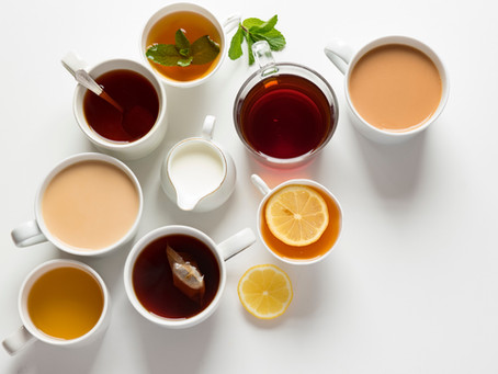 How do you like your tea?