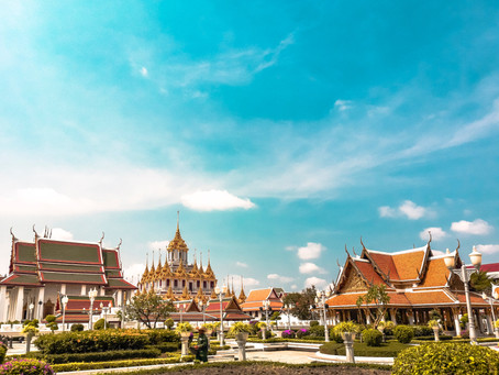 Balayına Değil, Yerleşmeye: Bangkok'ta Çalışmak