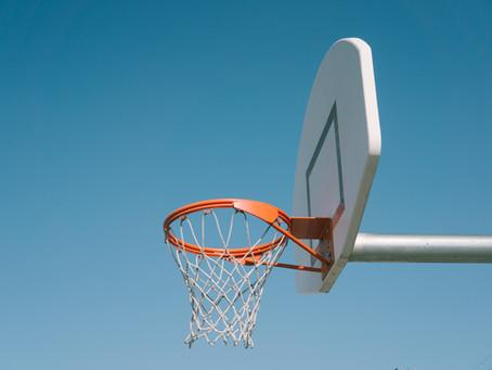 מגרש הכדורסל