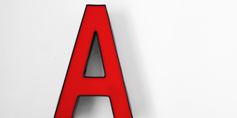 アルファベットヨガ (3-6歳向け)【Cliah】