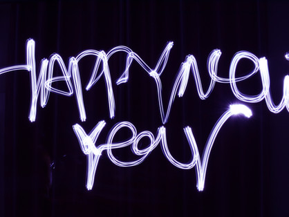 Cheers to a New Year!!