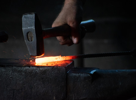 Forged by the flame