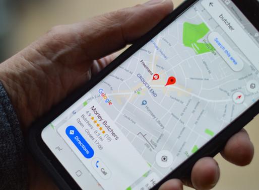 Google's Local Search Algorithm Update
