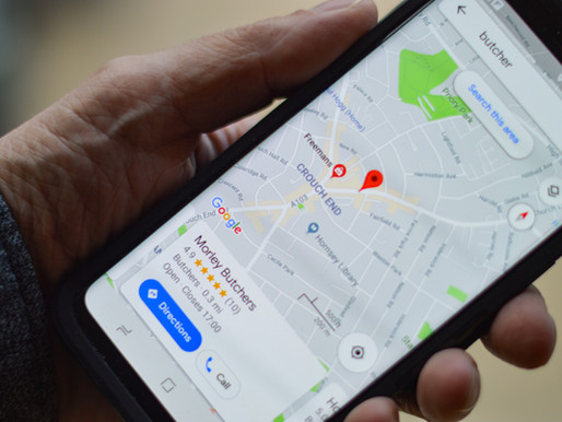 Google's Local Search Algorithm Update