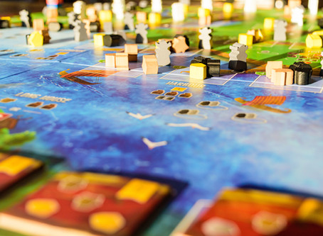 B.Y.O.B. Build your own Boardgame
