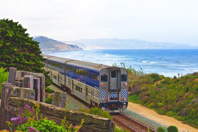 EPIC TRAIN TRIPS ACROSS AMERICA