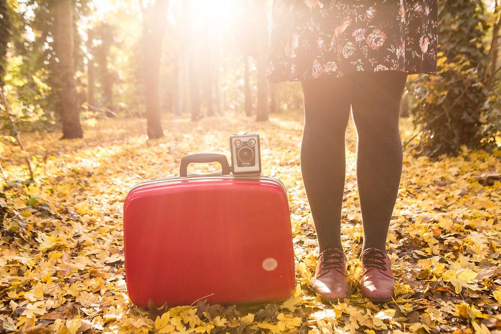 Photo of luggage