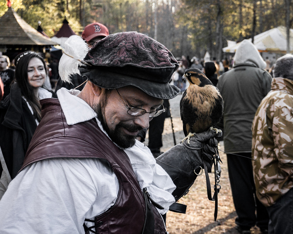 The Renaissance Faire is near your Leesburg rental this weekend and next