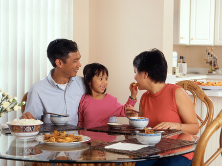 The Importance of Eating Together as a Family