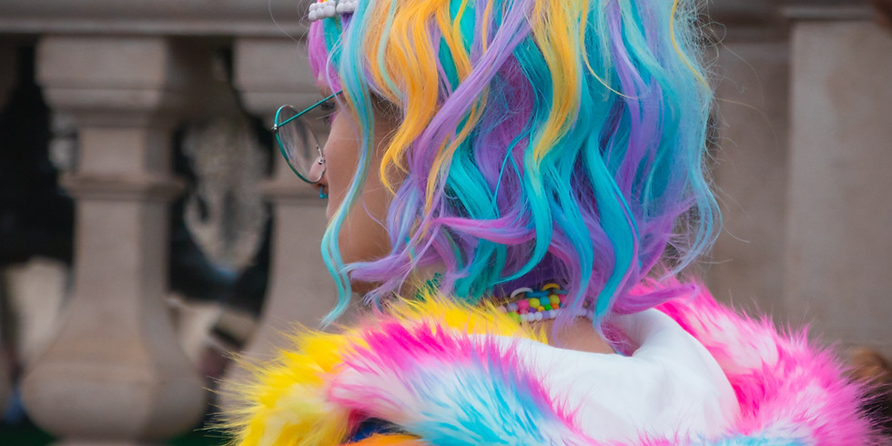 Crazy Hair Day PTA Fundraiser