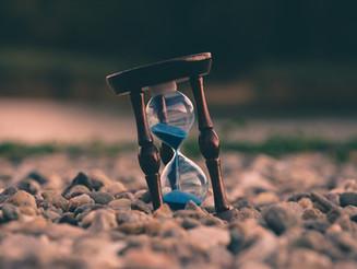 Está na Hora de Viajar no Tempo e Limpar a Mente