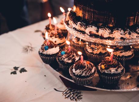 How do witches celebrate birthdays?