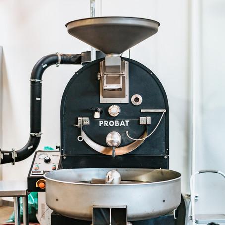 Roasting Coffee - Time to Get Pyro