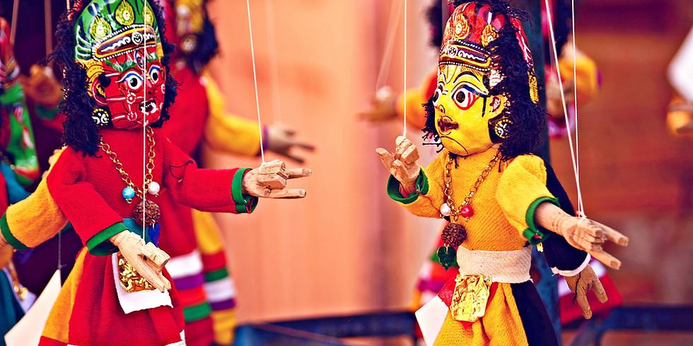 Spectacle de Marionnettes à Liart
