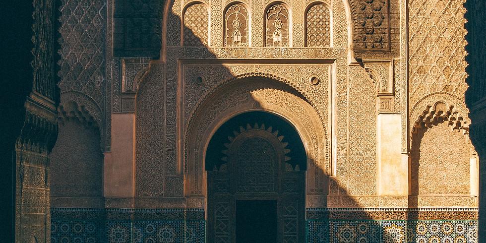 Yin Yoga 50 timer i Marrakech
