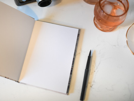 25 Journal Prompts for Coping & Reflection