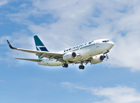 WestJet included COVID19 Insurance